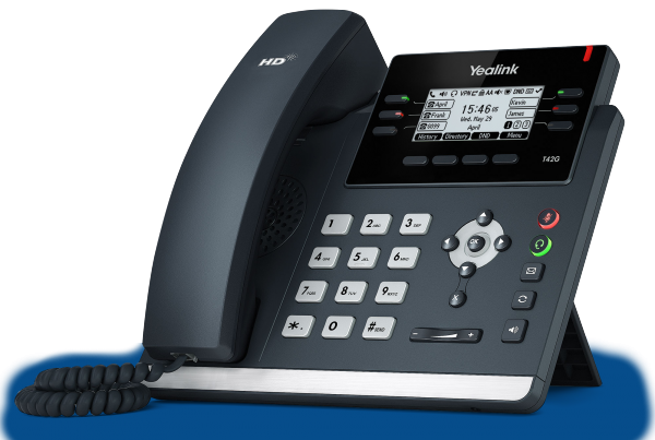 Hosted VoIP Telephony